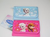 Disney Frozen 2-piece Tri Fold Wallets