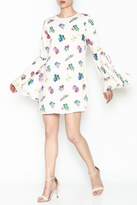 Endless Rose Penelia Print Dress