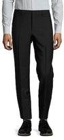 Givenchy Wool Flat Front Trousers