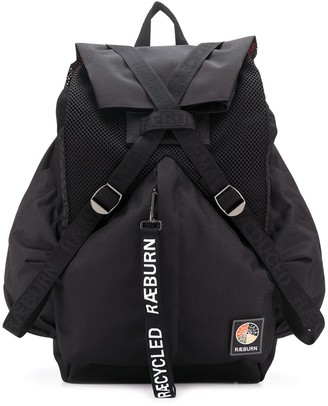 Raeburn X fastening backpack