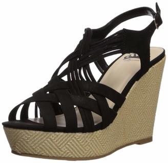 Fergie Fergalicious Women's Marilyn Wedge Sandal