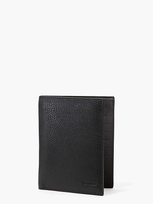 Kate Spade Pebbled Leather Travel Wallet