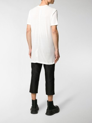 Rick Owens long-line relaxed T-shirt