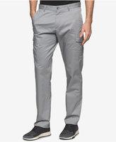 Calvin Klein Men's Slim-Fit Stretch Tech Cargo Pants