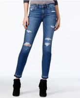 Joe's Jeans Ripped Skinny Jeans
