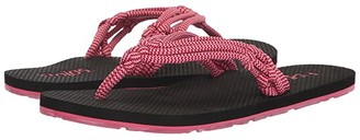 Flojos Aster (Berry/Coral) Women's Shoes