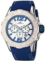 Adee Kaye Men's AK7754-M GRAND MOND - G2Z COLLECTION Analog Display Japanese Quartz Blue Watch
