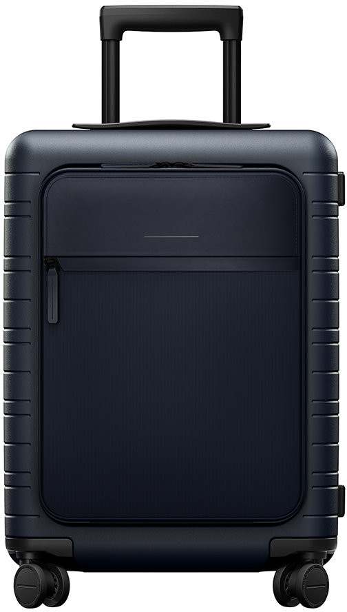 Horizn Studios M5 Smart Hard Shell Cabin Suitcase - Night Blue
