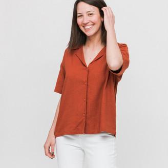 rita row - Bang Camel Shirt - M - Brown