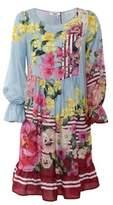 Blugirl Women's Multicolor Silk Dress.