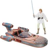 Star Wars STARWARS The Black Series Luke Skywalker Landspeeder & Figure