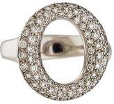 Tiffany & Co. Platinum Diamond Sevillana Ring
