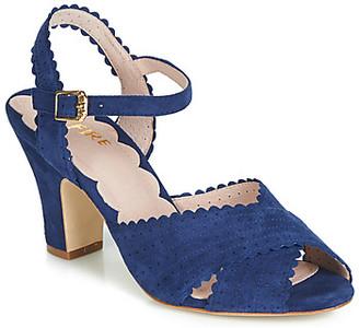Miss L Fire Miss L'Fire BEATRIZ women's Sandals in Blue