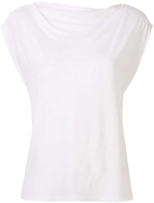 RtA draped muscle T-shirt