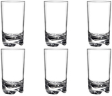 "BarLuxe BPA-Free Unbreakable Tall Glasses ""Hudson"" (Set of 6)"