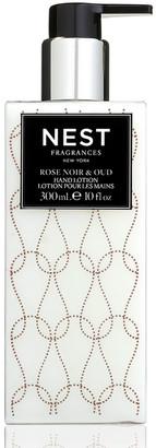 NEST Fragrances Rose Noir & Oud Hand Lotion, 10 oz./ 300 mL