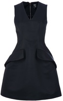 McQ by Alexander McQueen Structured A-line dress