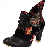 Irregular Choice Women's Miaow Boots,42 EU