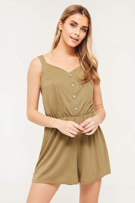 Ardene A.C.W. Knotted Back Romper