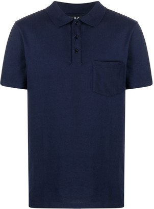 A.P.C. Pocket Polo Shirt