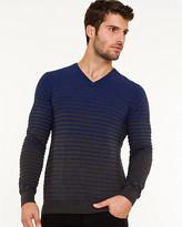 Le Château Cashmere & Silk Blend V-Neck Sweater