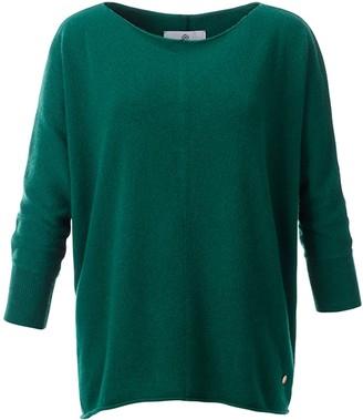 Utmon Es Pour Paris Cashmere Pullover Green