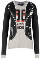 Moschino Boutique Long Sleeve T-Shirt