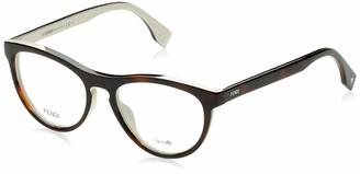 Fendi Women's Brillengestelle FF 0123 MIY/17-51-17-140 Optical Frames