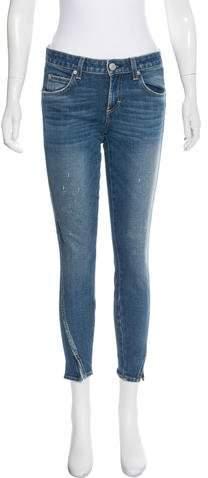 Amo The Twist Mid-Rise Jeans