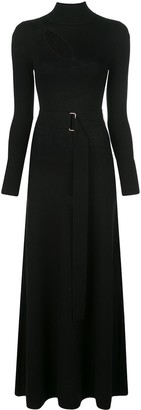 Nicholas Cut-Out Detail Knitted Dress