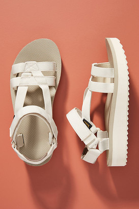 Teva Arivaca Sandals By in White Size 10