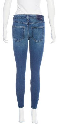 Amo Low-Rise Skinny Jeans w/ Tags