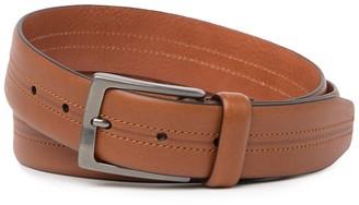 Trafalgar Roberto 35mm Vachetta Leather Belt