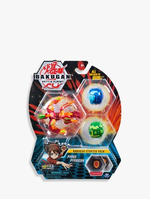Spin Master Toys Bakugan Starter Pack, Assorted