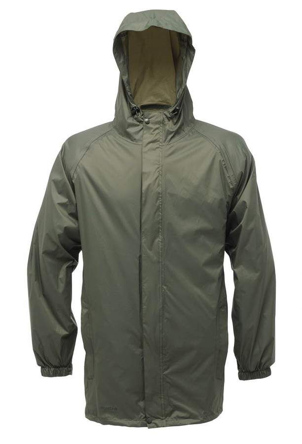 Regatta Great Outdoors Mens Adventure Tech Packaway II Waterproof Jacket (L)