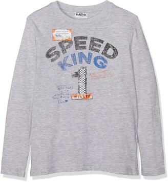 MEK Baby Girls T-Shirt Jersey LEGGERO