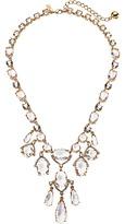 Kate Spade Crystal Cascade Statement Necklace Necklace