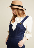 ModCloth Downtown Distinguished Hat
