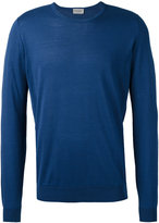 John Smedley crew neck jumper - men - Cotton - XL