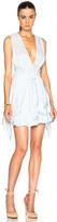 Derek Lam 10 Crosby Long Sleeve Shirt Dress