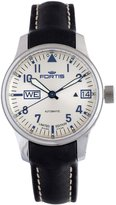 Fortis Men's 700.20.92 L.01 F-43 Flieger Dial Automatic Date Leather Watch