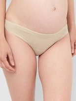 Gap Maternity stretch cotton thong