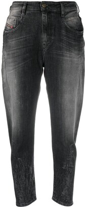 Diesel Washed Skinny-Fit Denim Jeans