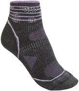 Smartwool PhD V2 Outdoor Ultralight Pattern Mini Socks - Merino Wool Blend, Ankle (For Women)