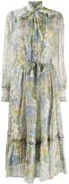 Zimmermann floral patterned midi dress