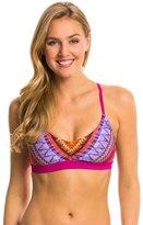 Prana Women's Panama Cyra Sports Bra Bikini Top 8136351