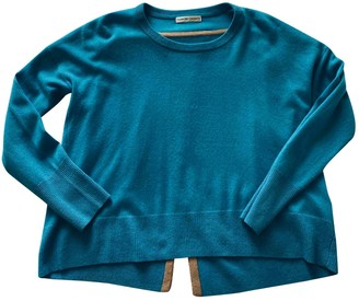 Tsumori Chisato Turquoise Cashmere Knitwear for Women