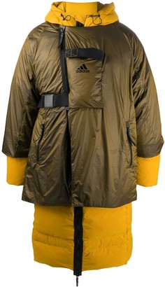 adidas Prime Cold.RDY layered parka