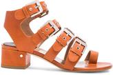 Laurence Dacade Leather Kendall Heels