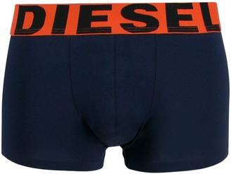 Diesel Logo Waistband Boxers (Set Of Three)